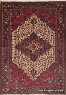 Traditional Persian Heriz