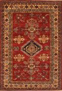 Traditional Afghan Kazak