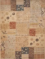 Transitional Indian Patchwork
