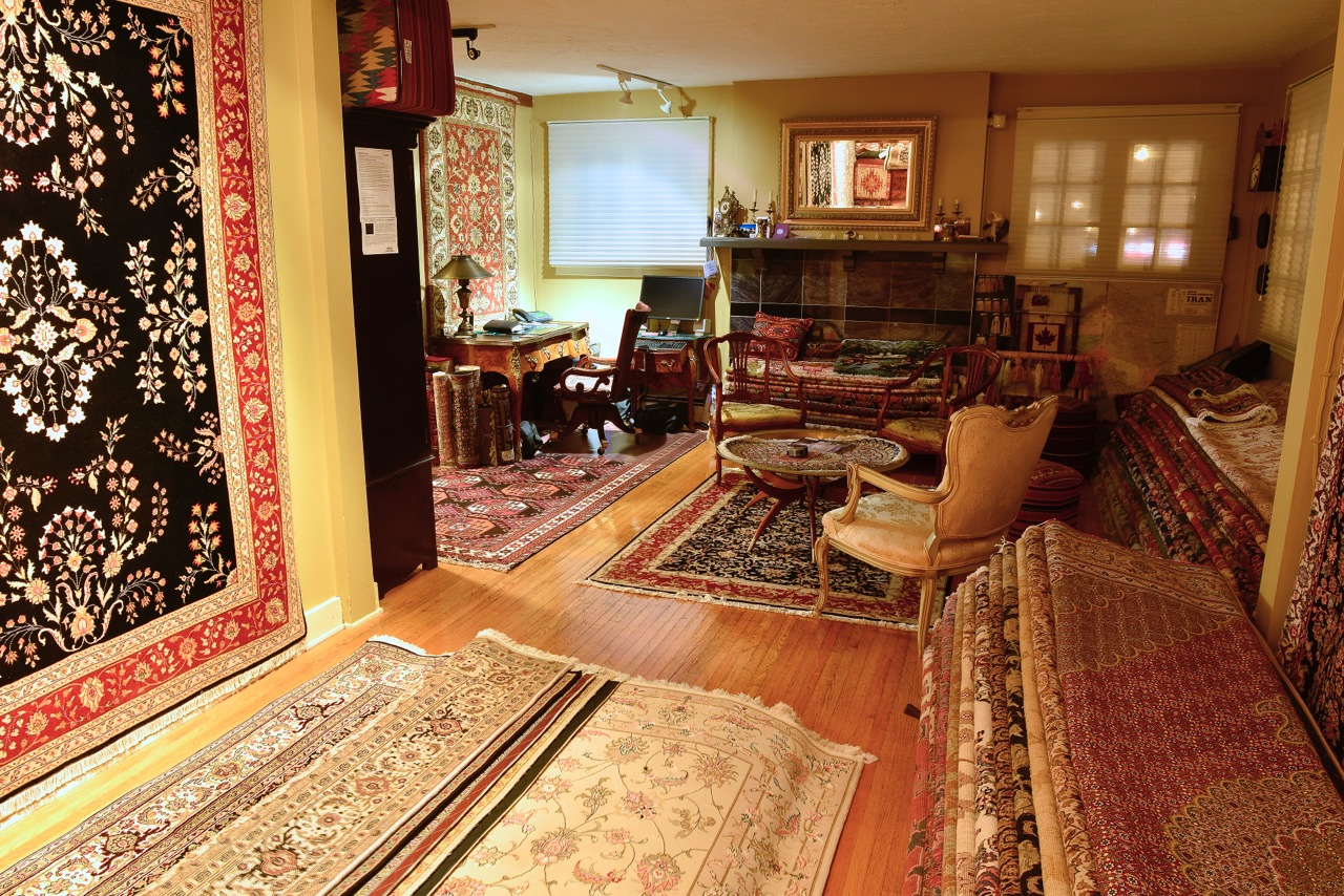 Beckwith Galleries - Persian Rug Showroom