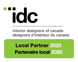 Interior Designers of Canada Local Partner 2020