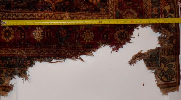Persian Rugs reweaved